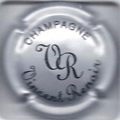 capsule de champagne CHEURLIN NOELLAT rosé écriture noire
