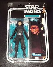 "STAR WARS DEATH SQUAD COMMANDER 40TH ANNIVERSARY WAVE 2 BLACK SERIES 6"" FIGURE"