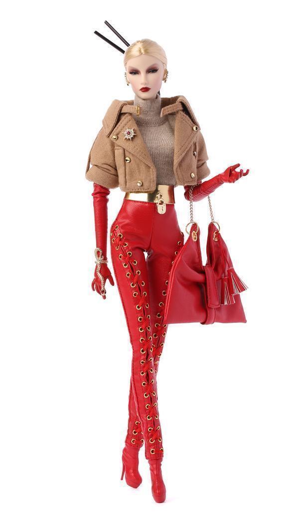moda Royalty Passion Week Elyse Jolie Dressed bambola (91456) (91456) (91456) 6e5dab