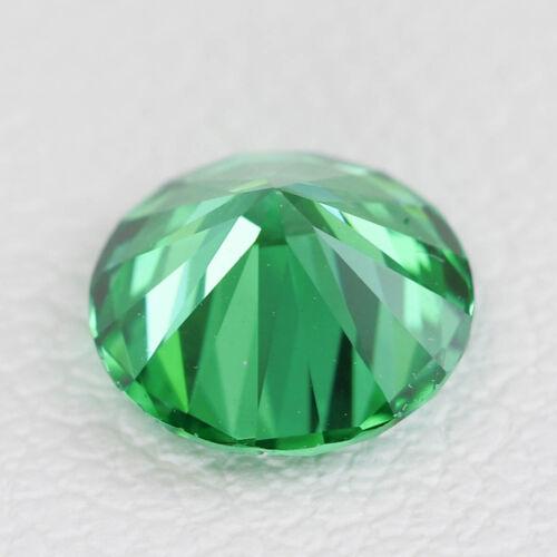 GGG Lab Created Loose Stone 1.51-1.61ct 1pc Green Garnet