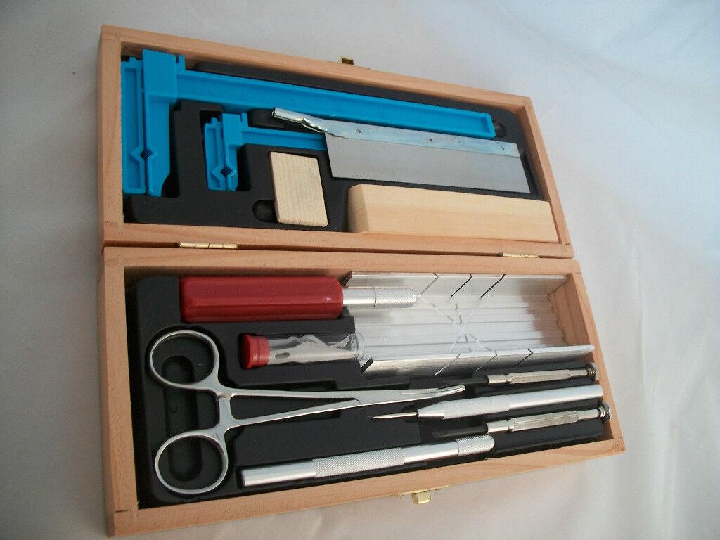 Modeler's   Miniaturist   Hobby Tool Kit  ProEdge  30850 12pcs Holiday Gift Idea