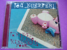 """ED KUEPPER (Laughing Clowns, The Saints) """"A King in the Kindness Room"""" 1995 Impt"""
