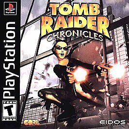 Tomb Raider Chronicles Sony Playstation 1 2000 For Sale Online