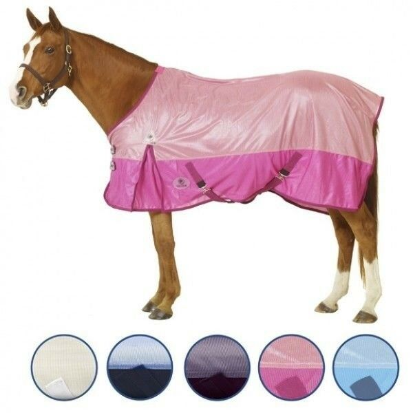 Centaur Super Fly Sheet with Cross Surcingles and Nylon  Shoulder Shields  hot sale