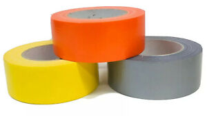 Waterproof-Cloth-Coloured-Duck-Gaffer-Tape-Self-Adhesive-Extra-Strong-Sealing