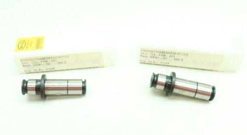 2x Bilz WEN1AE-50 8X6.2 Quick Change Tap Adapter
