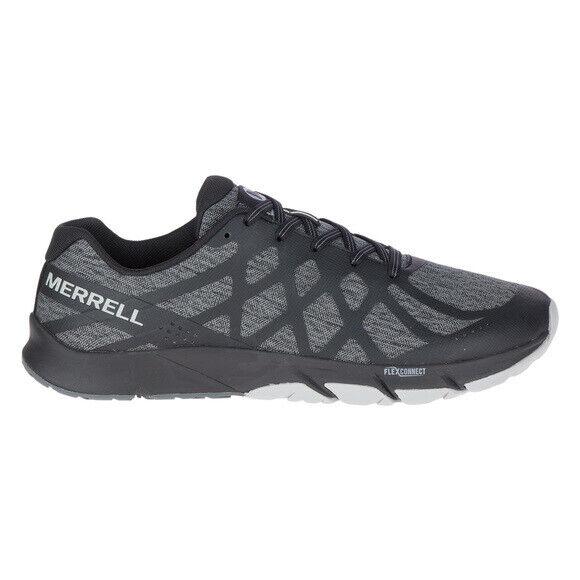 Merrell Bare Access Flex 2 Noir Homme Neutre Running Baskets Chaussures Taille J48871