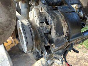 Alternateur-Enleve-De-Ford-IVECO-75-E-15-6-Moteur-Cylindre-de-Rechange