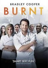Burnt (DVD) Bradley Cooper &  & ULTRAVIOLET DIGITAL HD COPY EXCELLENT CONDITION