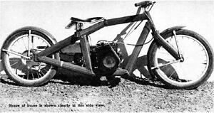 346 Vintage Diy Plans Mini Bike Tractors Boats Tools Archery