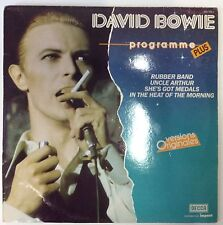 DAVID BOWIE - IMPACT PROGRAMME PLUS - VERY RARE FRENCH LP VINYL DECCA 820 193-1