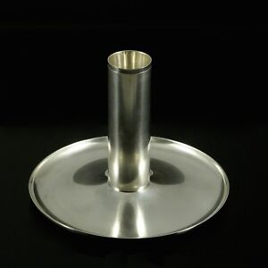 Image Is Loading Georg Jensen Sterling Silver Candlestick 1138b Sgj