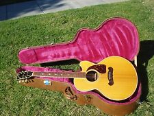 1992 Gibson J-1000 Acoustic Guitar  J-200 Features