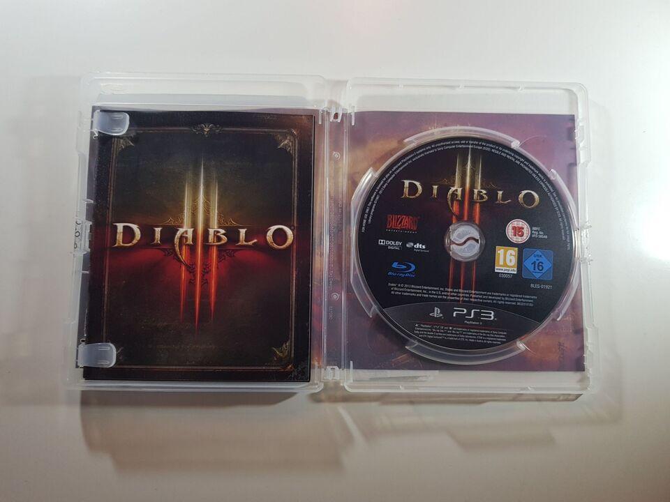 Diablo 3, PS3