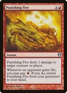Mordant Dragon Knights vs Dragons NM Red Rare MAGIC GATHERING CARD ABUGames