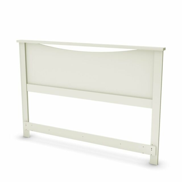 South Shore Step One Full//Queen Headboard 54//60/'/' Pure White
