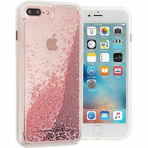 Details About Case Mate Waterfall Case Naked Tough Iphone 8 Plus 7 Plus 6 6s Plus Rose Gold