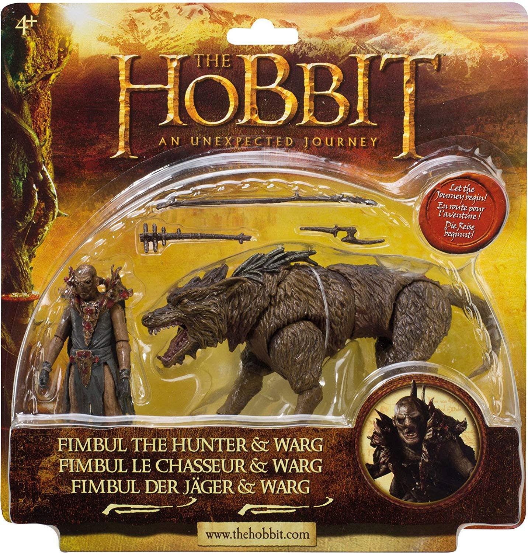 The Hobbit Beast Beast Beast Pack Fimbul and Warg 300c9e