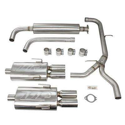 """ZZPerformance 2.5/""""2 bolt  Downpipe Exit Gasket Fits  ZZP 2.5/"""" catback exhaust"""