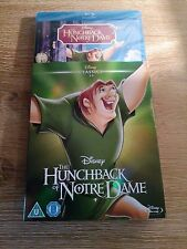 The Hunchback Of Notre Dame (Blu-ray, Classics 34) with o ring sleeve new sealed
