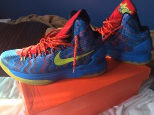 online store 20abf cdb55 Image is loading Nike-KD-V-039-Christmas-Day-039-Size-