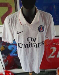 Maillot-jersey-maglia-camiseta-shirt-trikot-PSG-Paris-neymar-vintage-2009-2010