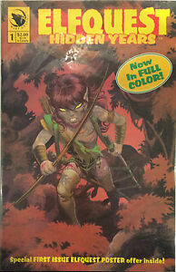 Elf-Quest-Hidden-Years-1-VF-1st-Print-Warp-Graphics-Comics