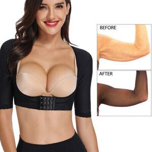 Anti-Cellulite Compression Arm Shaper Lady Shoulder Slim Shaper Seamless
