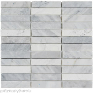 backsplash tile texture white white carrara marble mosaic tile texture blend 393