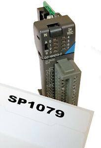 Automation-Direct-D2-16ND3-2-Discrete-Input-Module-w-Term-Block-Stock-SP1079