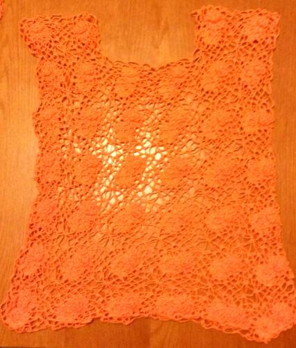 Cotone In Canottiera Alluncinetto Arancio Puro Fatta Aecqx0w