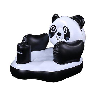 Panda Inflatable Swimming Pool Swimline Float Raft Baby Seat Water Bathing Toy