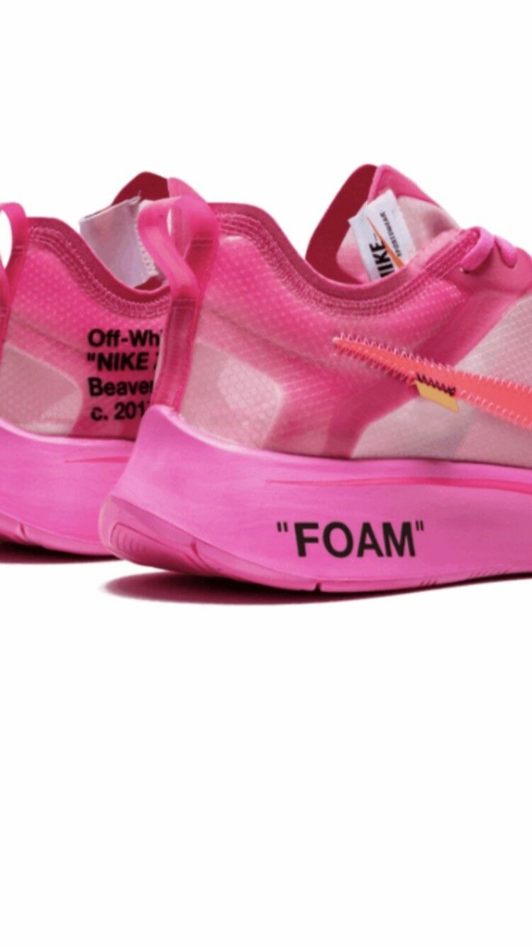 Nike zoom fly off white Size 36