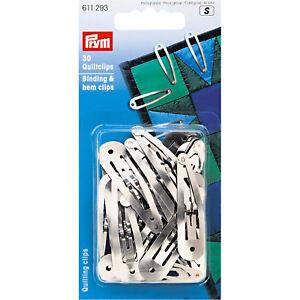 Prym-Quiltclips-Quilt-Clips-30-Piece-For-Fix-611293