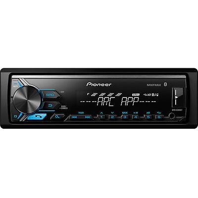 Pioneer MVH-X390BT Digital Media Receiver with ARC App. BEST CAR DECK. Mixtrax