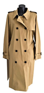 Giubbotto-Aquascutum-London-Giacca-Beige-Donna-Woman-Jacket