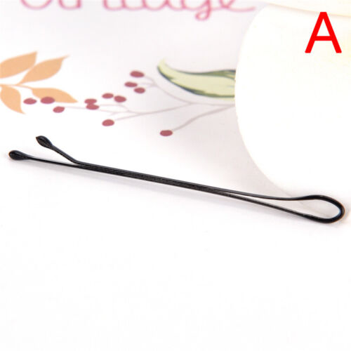 120PCS Hair Waved U-shaped Bobby Pin Barrette Salon Grip Clip Hairpin 2/_7