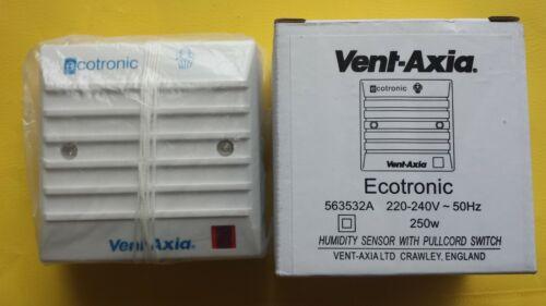 Vent Axia Ecotronic sonde d/'humidité 563532