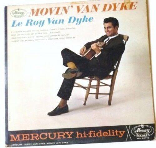 Leroy Van Dyke - Movin Van Dyke [New CD] UK - Import