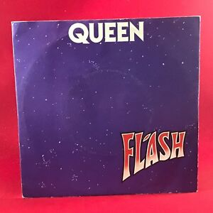 QUEEN-Flash-1980-German-EMI-Electrola-7-034-single-EXCELLENT-CONDITION