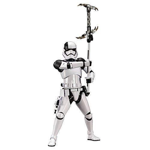 ARTFX Star Wars Last Jedi First Order Stormtrooper Executioner 1/10 Kotobukiya.