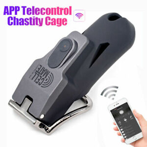 CBT Cellmate Male Chastity Cage App Remote Authorization Unlock MATE OWNED