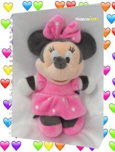 Avoir Un Esprit De Recherche Doudou Peluche Minnie Robe Rose A Pois Disney Nicotoy 22 Cm Achat SpéCial