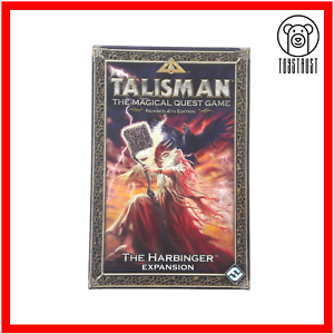 The-Harbinger-Expansion-for-Talisman-The-Magical-Quest-Revised-4th-Edition