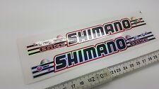 SHIMANO® BICYCLE BIKE AUFKLEBER ¦ STICKER *NEU