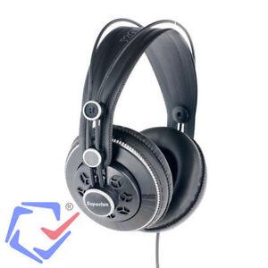 Superlux-HD681-Auriculares-diadema-semiabiertos-dinamicos-Grabaciones-Estudio-DJ