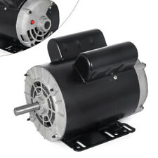 Electric Motor For Air Compressor Single Phase 3450 Rpm Single Phase 56 Frame Us