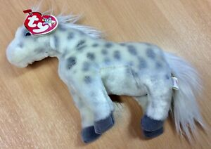 the Horse Ty Beanie Baby LIGHTNING