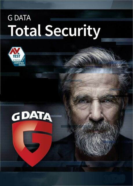 G data Total Protection 1 PC 2020 versión completa/upgrade Gdata total Security ESD