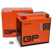 Batterie 12V 14Ah GEL GP Pro vgl. 51214 YTX14-BS 512014010A514 YTX12-BS HJTX14H